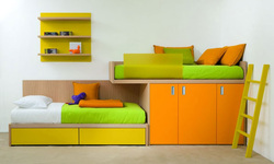 Handmade Bespoke Childrens Furniture Crazy Cool Funky - Unusual childrens bedroom furniture